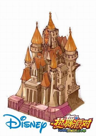 让玩家在游戏中尽情畅游,体验迪士尼独特的梦幻色彩.