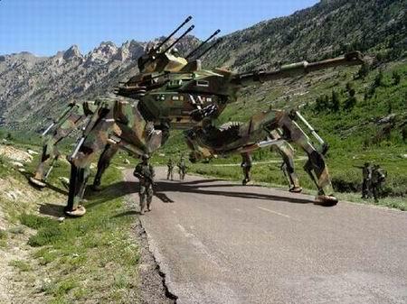 大型战争机器