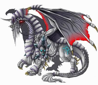龙骑士》魔甲战龙的财宝!