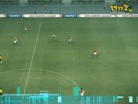 PES2010实况足球角球范佩西助攻罗西基头槌