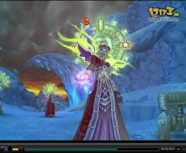 《巫师之怒》-副本BOSS预览视频