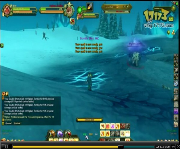 巫师之怒视频:教你如何放风筝