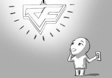 【蜘蛛系列漫画】第二十二集:CF问答一