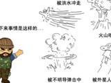 CF搞笑四格漫画系列之《风水方位》