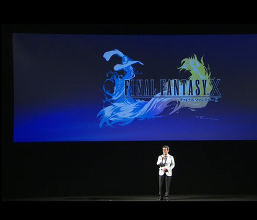 <h2>《最终幻想10》高清重制登录PSV及PS3</h2><p>TGS2011上,Square Enix的桥本真司登场,并且公布了这一消息</p>