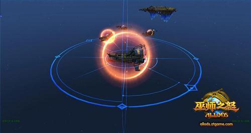 《巫师之怒》驾飞船游星界 远