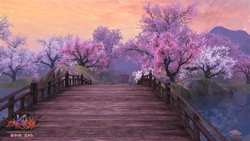 樱花图片飘落唯美风景古风