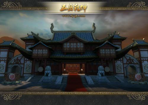 梦回大宋 五岳乾坤游戏建筑还原人文之美
