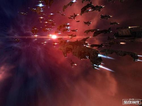 会战2  《EVE》玩家万象 最有力的支持者  作为《EVE》...
