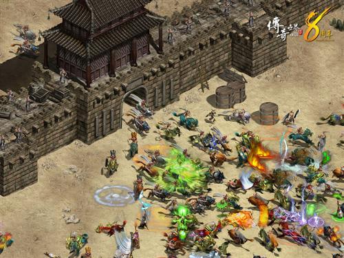 狂战士是热HP值传世sf游戏中一个很赤羽勋章