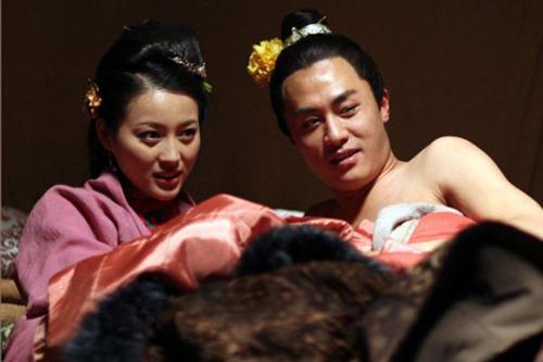 门庆与潘金莲的性生活_新版《水浒传》西门庆与潘金莲