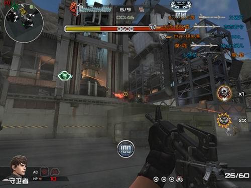 《火力突击》11月惊喜不断 玩游戏送道具图片