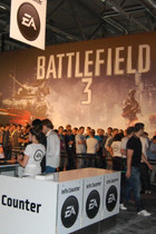 EA《战地3》展台