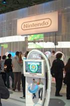 任天堂Wii展台
