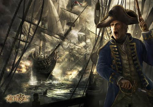 开辟副业争当海盗《航海之王》决战加勒比图片