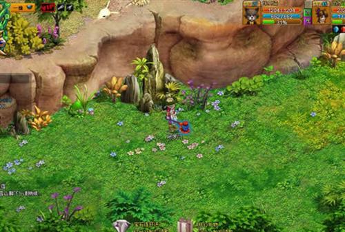 游戏手绘石头贴图素材
