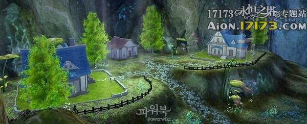 永恒之塔3.0乡村住宅 其他居住地介绍