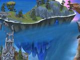 《巫师之怒》天空之城地图新曝光