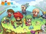 萌系风格斗游戏《萌战天下》游戏壁纸2