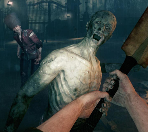 <h2>育碧《僵尸U》科隆展宣传片放出</h2><p>今天育碧在科隆游戏展前发布了一段Wii U独占游戏《僵尸U》的最新宣传片。视频中玩家除了可以使用枪械攻击丧尸之外还可以使用各种钝器。</p>