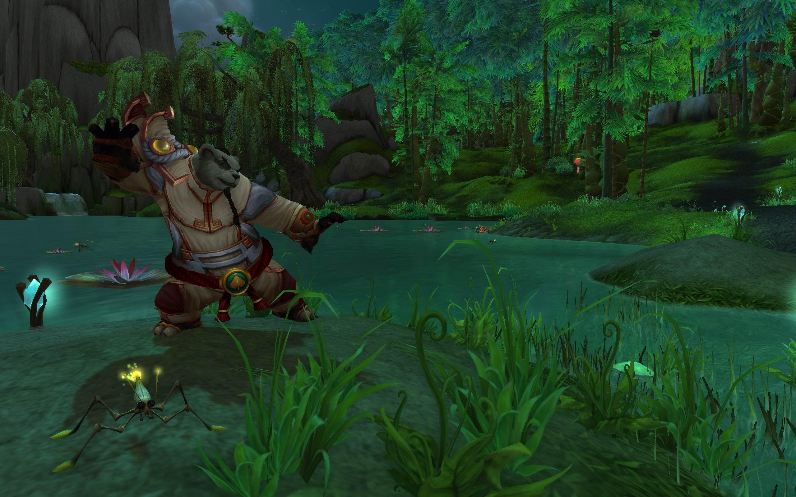 合作/《熊猫人之谜》大量最新游戏截图