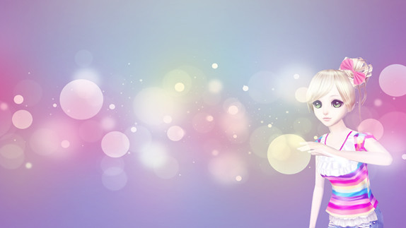 17173qq炫舞2_墨白原创炫舞人物高清壁纸女生系列3_QQ炫舞_QQ炫舞官网合作站点 ...