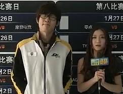 常规赛第四轮Cherry精鹰 白鲨赛前采访