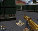 穿越火线最新利器黄金刺刀AK实战效果