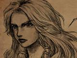 Darkrei 作品:角色头像涂鸦