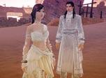 四主角婚纱礼服
