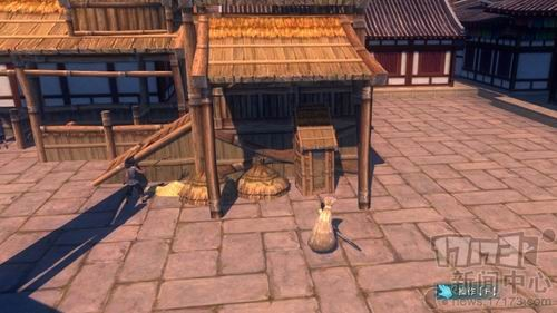 剑网3长安城茅房_剑三长安城茅房