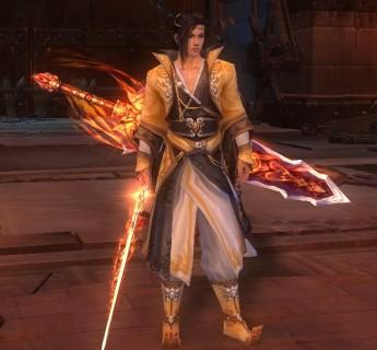剑网3藏剑男