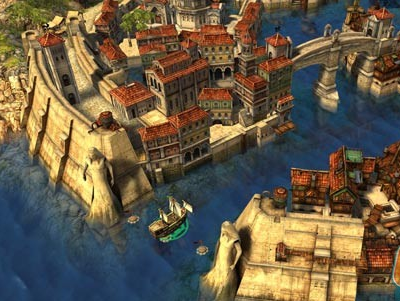 3D海盗页游《Kartuga》船只类型介绍