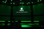 微软次世代Xbox发布会首批现场实时图