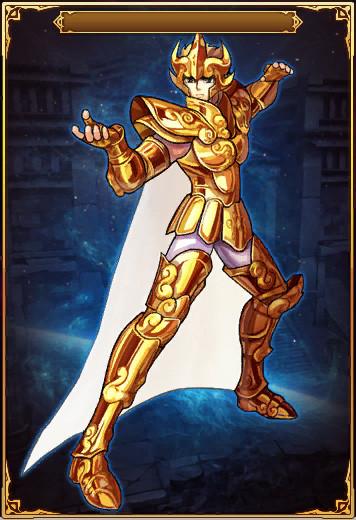 《圣斗士星矢》黄金十二宫星座实力图解-圣斗士星矢冥王神话素材
