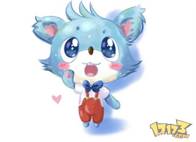 q版狐狸萌图手绘