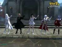 老滚5出了,回忆一下老滚4妹子们的萌舞吧_17