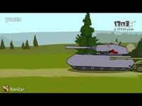 世界 坦克/坦克世界动画小短片43