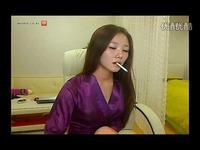 韩国美女主播 青草银河华贵紫衣热舞 性感美女