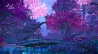 西游题材 韩国卡通新游《妖精森林》宣传视频