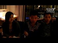 star队员2013tga冬季赛赛前采访花絮