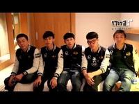 逆战 619 K组  2013tga冬季赛采访