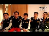 逆战 619 M组2013tga冬季赛赛前采访花絮