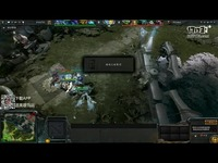MLG DOTA2职业联赛小组赛 Sig.int vs Fnatic