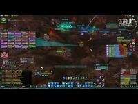 《剑网3》英雄血战天策之门神击杀视频