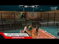 篮板球技巧演示