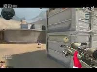 刀与瞬狙的结合快速反应狙击战第一视角