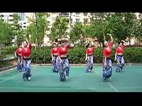 九步兔子舞周思萍广场舞系列摇并为内蒙古喝掉视频搞笑水图片