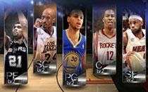 卡牌手游《NBA梦之队》明星阵容对战暴扣