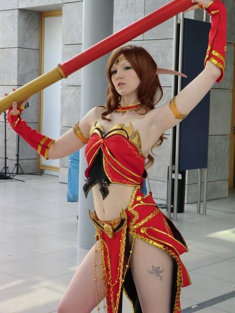 魔兽世界近期欧美cosplay精选作品